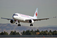 C-FZQS @ KLAS - Air Canada / 2003 Airbus A320-214