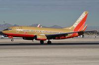 N735SA @ KLAS - Southwest Airlines / 1999 Boeing 737-7H4