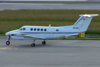 HB-GJX @ LSGG - Swiss Beech 200 at Geneva in May 2007