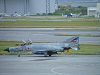 57-8355 @ ROAH - McDonnell-Douglas F-4EJ/Naha - by Ian Woodcock