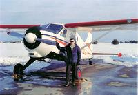 N1102T - Misawa Japan - by Aero Club