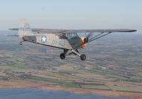 OY-ALF @ EKVJ - Pilot Erik Toft - by Povl Toft