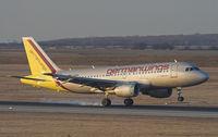 D-AKNL @ LOWW - GERMANWINGS  A319 - by Delta Kilo
