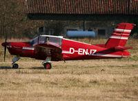 D-ENJZ @ LFDQ - Arriving from light flight... - by Shunn311