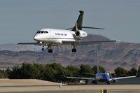 N168CE @ KLAS - Harrah's Operating Co. - Las Vegas, Nevada / 2006 Dassault Falcon 2000EX