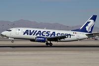 XA-UGF @ KLAS - Aviacsa / 1987 Boeing 737-301