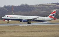 G-EUXF @ LOWW - British Airways A321-231 - by Delta Kilo