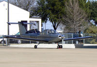 N39CF @ GKY - Piper Tomahawk