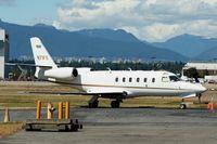 N71FS @ CYVR - Nice biz jet - by Michel Teiten ( www.mablehome.com )