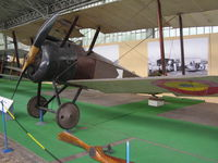 B5747 @ NONE - Sopwith Camel on display at Brussels Air Museum - by John J. Boling