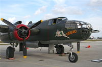 N3476G @ ISM - B-25 Tondalayo (Collings Foundation)