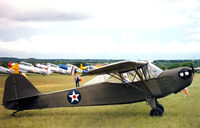 N59687 @ BKD - At the Worlds Greatest Warbird Airshow ...EVER!