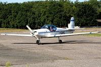 F-GANC - Fournier RF 6B on Villeneuve (Fr) airfield - by Jules Tielemans