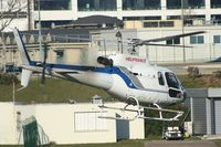 F-HAEA @ LFPI - Helifrance arriving at Issy - by Michel Teiten ( www.mablehome.com )