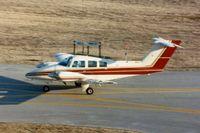 N6021Y @ DPA - Photo taken for aircraft recognition training.  Ex-N6021Y, Beech Duchess - by Glenn E. Chatfield
