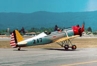 N46217 @ WVI - Watsonville Airshow - by Bill Larkins