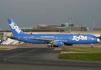 C-GZMM @ EGCC - ZOOM 767 - by Kevin Murphy