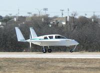 N500K @ GKY - Takeoff from Arlington Municipal