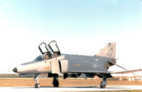 68-0532 @ FTW - F-4E at Meacham Field - This aircraft went to Turkey as part of Peace Diamond IV in 1991 - by Zane Adams
