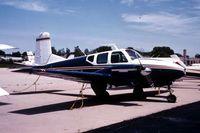 UNKNOWN @ DPA - Beech Travel Air 95; photo taken for aircraft recognition training - by Glenn E. Chatfield