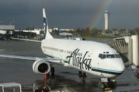N778AS @ KSEA - Alaska Airlines - by Michel Teiten ( www.mablehome.com )