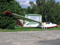 BGA2719 - Eichelsdorfer SB-5E at Husbands Bosworth - by Simon Palmer