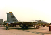 76-0108 @ NFW - At Carswell Air Force Base 1978 Airshow - Currently preserved at Kelly AFB, TX - by Zane Adams