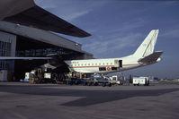 N810CK @ OPF - Spain - Air Force DC8