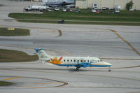 N81535 @ KFLL - Beech 1900D - by Mark Pasqualino