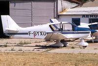 F-GYXU photo, click to enlarge