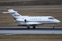 CS-DNM @ VIE - Raytheon Hawker 800XP