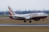 D-ABBN @ VIE - Boeing 737-76Q