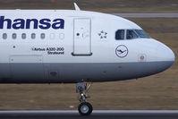 D-AIQL @ VIE - Airbus Industrie A320-211