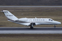 D-CUUU @ VIE - Cessna 525B Citation CJ3
