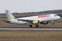EC-JRI @ VIE - Airbus A320-214 - with Niki Short Lease Sticker