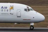OE-IKB @ VIE - McDonnell Douglas MD-83