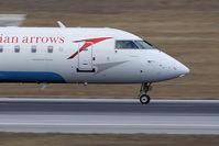 OE-LCP @ VIE - Canadair Regional Jet CRJ200LR