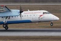 OE-LTO @ VIE - De Havilland Inc. DHC-8-314
