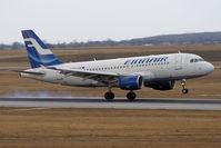 OH-LVE @ VIE - Airbus A319-112