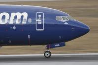 OM-NGK @ VIE - 2007 Boeing 737-76N