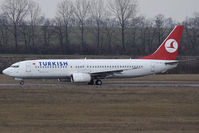 TC-JFJ @ VIE - Boeing 737-8F2