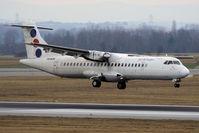 YU-ALN @ VIE - Aérospatiale ATR-72-202