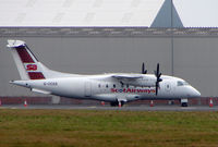 G-CCGS @ EGNH - Scot Airways Do328 at Blackpool in Feb 2008