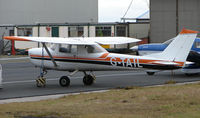 G-TAIL @ EGNH - Cessna 150J at Blackpool in Feb 2008