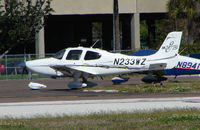 N233WZ @ SPG - part of the GA scene at Albert Whitted airport in St.Petersburg , Florida