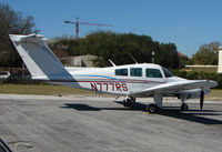 N777RS @ SPG - part of the GA scene at Albert Whitted airport in St.Petersburg , Florida