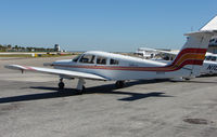 N2217Z @ SPG - part of the GA scene at Albert Whitted airport in St.Petersburg , Florida