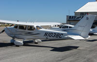 N1038C @ SPG - part of the GA scene at Albert Whitted airport in St.Petersburg , Florida