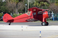 N13562 - part of the GA scene at Albert Whitted airport in St.Petersburg , Florida
