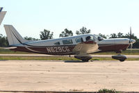 N629CG @ VNC - Part of the Venice Municipal General Aviation scene